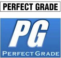 Bandai PR Perfect Grade logo
