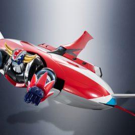 Bandai SRC Ufo Robot Grendizer and Spazer