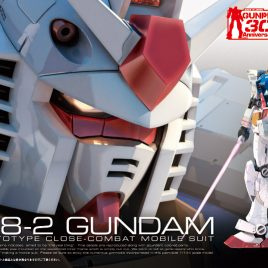 Bandai RG 1/144 GUNDAM RX-78-2