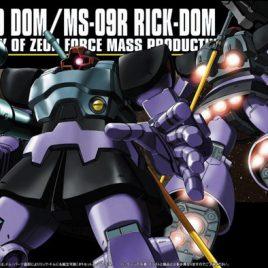 HGUC 1/144 DOM RICKDOM