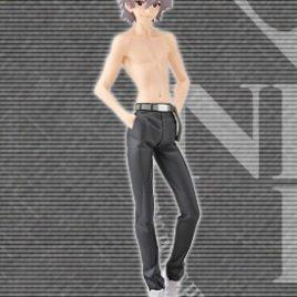 Sega Prize Figure – Evangelion – KAWORU NAGISA