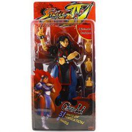 NECA Action Figure – Street Fighter IV  20th- Chun Li