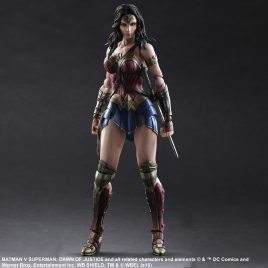 Square Enix PlayArts KAI – Batman v Superman – Wonder Woman