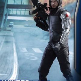 HOT TOYS CAPTAIN AMERICA 12″ WINTER SOLDIER CW AF