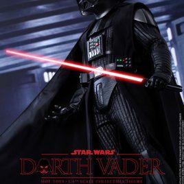 Hot Toys Star Wars 12″ DARTH VADER EP IV -REPRINT- AF