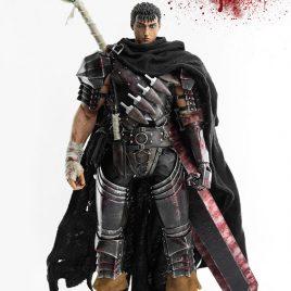 ThreeZero Berserk – Guts Black Swordsman 1/6 Action Doll Reissue