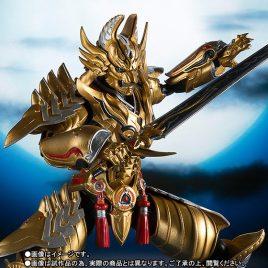 S.H. Figuarts Golden Knight Garo Raikou Version TamashiWeb Exclusive