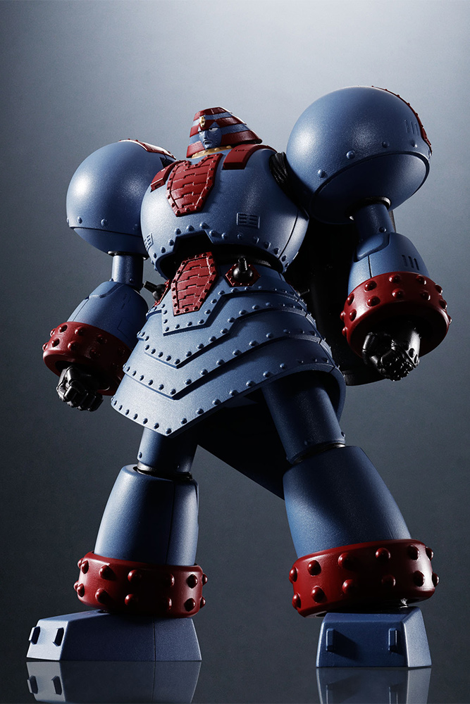 Bandai Super Robot Chogokin - Giant Robot THE ANIMATION VERSION (SU ORDINAZIONE)