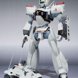 Bandai Robot Damashi Side Labor – Ingram 1 From Mobile Police Patlabor