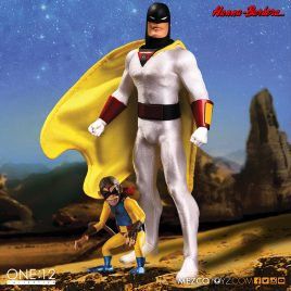 Mezco Toys Space Ghost Cloth Action Figure