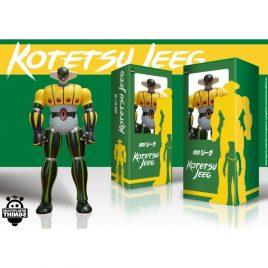 HL PRO – Jumbo Kotetsu Jeeg Robot d'Acciaio 60 cm Anime Color Version