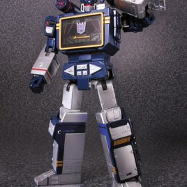 TakaraTomy Transformers MP-13 Masterpiece Soundwave (USATO)