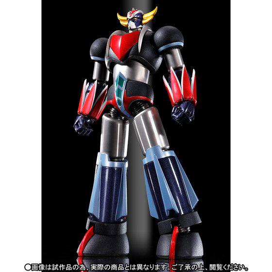 Bandai Super Robot Chogokin - UFO Robot Grendizer Kurogane Finish TamashiWeb Exclusive (SU ORDINAZIONE)