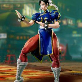 Bandai S.H.Figuarts Street Fighters 5 – Chun Li (IN PROMOZIONE)