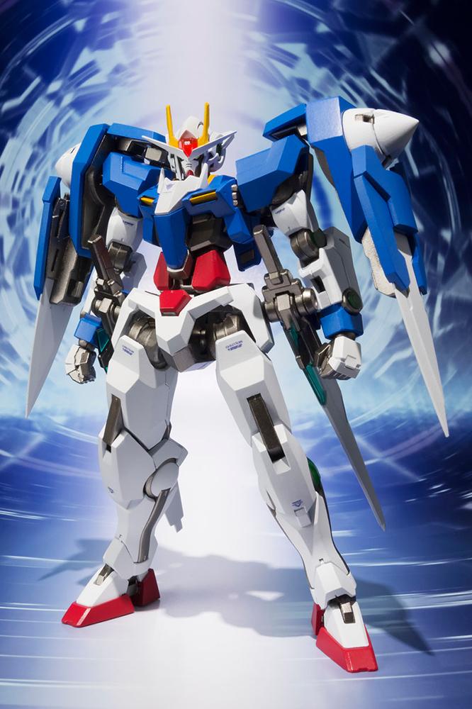Bandai Metal Robot Damashi 00 Raiser & GN Sword III (PRODOTTO SU RICHIESTA)
