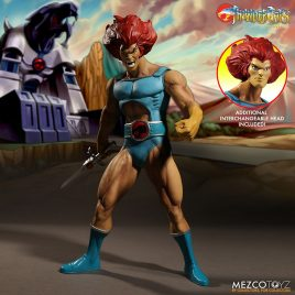 Mezco Toys ThunderCats New Lion O Action Figure