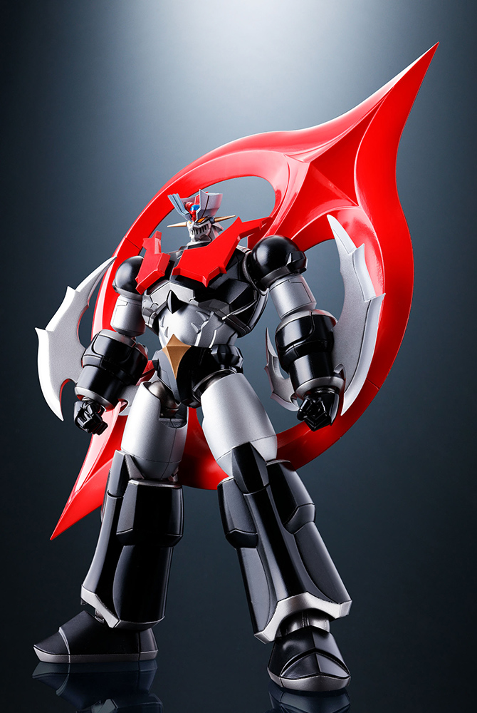 Bandai Super Robot Chogokin - Mazinger Zero (PRODOTTO SU RICHIESTA)