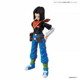 Bandai Dragon Ball Figure-rise – Android 17 Plastic Kit