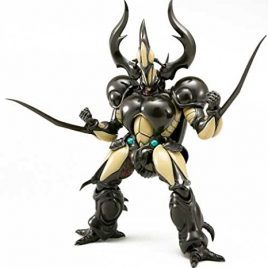 Max Factory The Guyver Bio Fighter Collection N.08 – Neo ZX Tole
