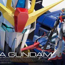 Bandai Gunpla RG 1/144 Gundam Zeta – Gundam Zeta