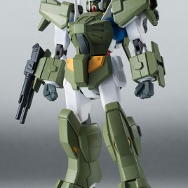 Bandai Robot Damashi Side MS – Full Armor 0 Gundam