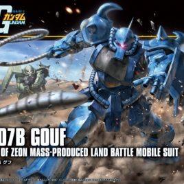Bandai Gunpla HG 1/144 Gundam 0079 – Gouf Revive