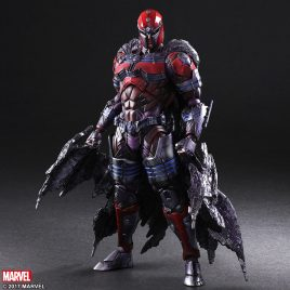 Square Enix PlayArts Kai Marvel Universe Variant – Magneto