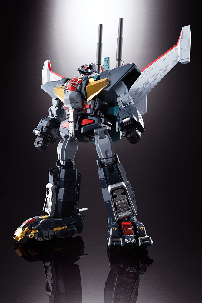 Bandai Soul Of Chogokin GX-13R Dancouga (Renewal Version)  (Reissue)