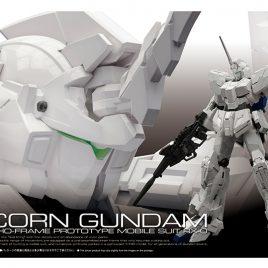 Bandai Gunpla RG 1/144 – Unicorn Gundam Limited Package Version