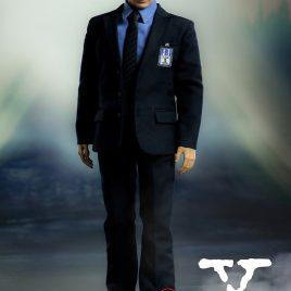 ThreeZero X-Files Agent Fox Mulder 1/6 Scale Action Figure