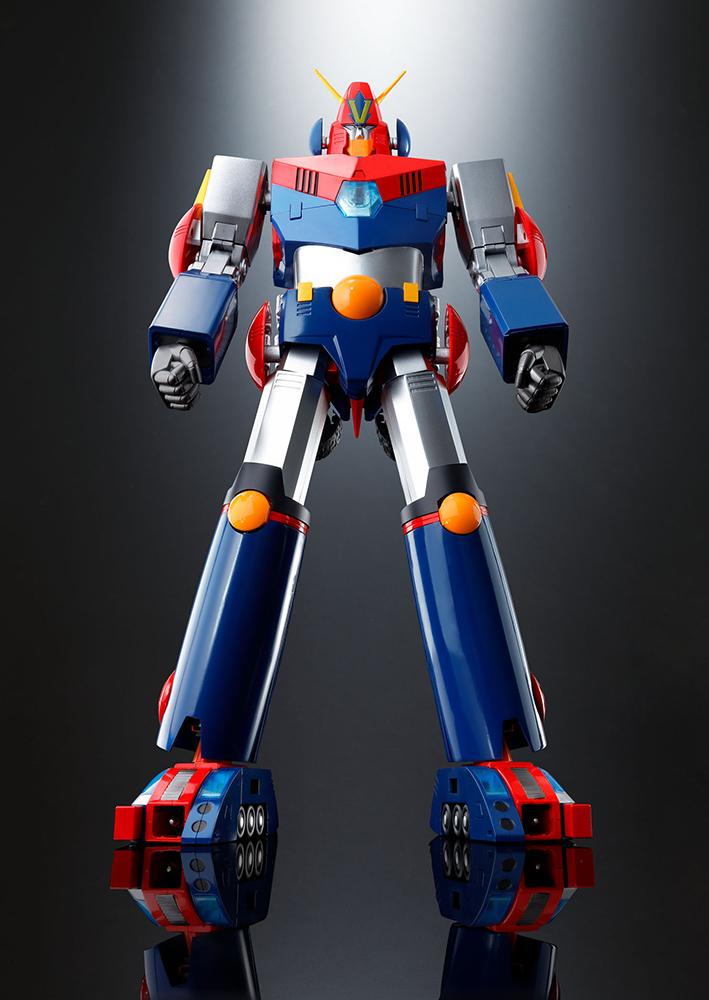 Bandai DX 03 Soul Of Chogokin - Chodenji Robot Combattler V (PRODOTTO SU RICHIESTA)