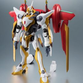 Bandai Robot Damashi Side KMF – Lancelot Air Cavalry From Code Geass Lelouch Of The Rebellion
