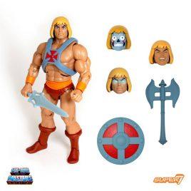 SUPER7 Masters of the Universe Classics Action Figure Club Grayskull – Ultimates He-Man 18 cm