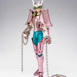 BANDAI SAINT SEIYA MYTH CLOTH ANDROMEDA SHUN REVIVAL (REISSUE) (Usato)