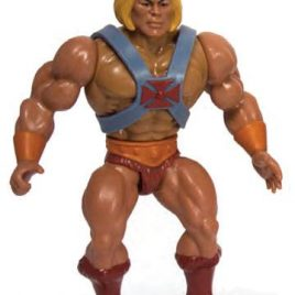 SUPER7 MOTU – Masters of the Universe Vintage Collection Action Figure – He-Man