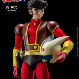 KING ARTS Diecast Figure Series – Koji Kabuto (PEZZO DA ESPOSIZIONE)