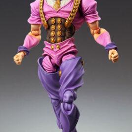 MEDICOS JoJo Super Action Statue – JoJo Bizarre Adventures Part I – Dio Brando (SCATOLA AMMACCATA)