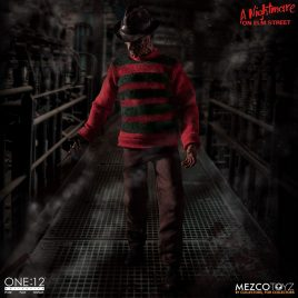 MEZCO ONE12 COLL NIGHTMARE O/E ST. FREDDY KRUEGER