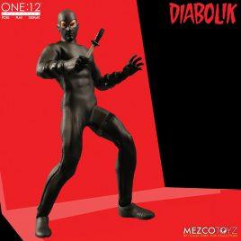 MEZCO ONE12 COLLECTIVE DIABOLIK