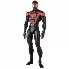 MAFEX Spiderman (Miles Morales)