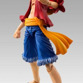 MEGAHOUSE Variable Action Heroes One Piece – Monkey D Luffy -Reissue-