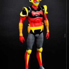 HIGH DREAM HL PRO Steel Jeeg Vinyl Figure – Cyborg Hiroshi 23 cm
