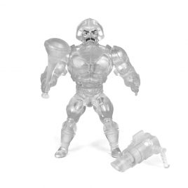 SUPER 7 Masters of the Universe Vintage Collection Action Figure Crystal Man-At-Arms 14 cm