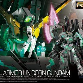 Bandai Gunpla RG 1/144 Gundam UNICORN RX-0 FULL ARMOR UNICORN GUNDAM