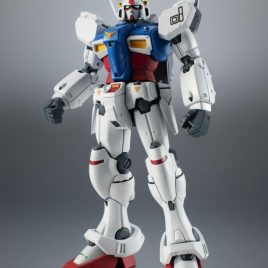 BANDAI ROBOT SPIRITS RX-78 GP01 ANIME VER AF