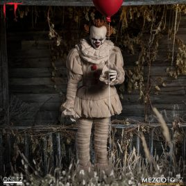 MEZCO ONE 12 COLL IT PENNYWISE (2017) AF