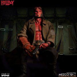 MEZCO ONE 12 COLL HELLBOY (2019)
