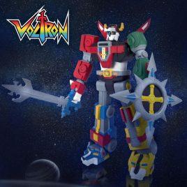 SUPER 7 Voltron Deluxe Action Figure Voltron 18 cm