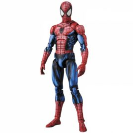 MAFEX Spiderman – Spiderman (Comic Paint Version)