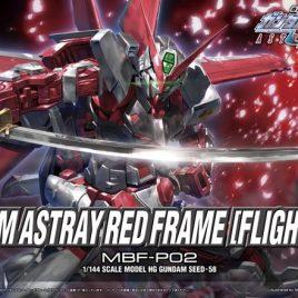 Bandai HG GUNDAM SEED ASTRAY RED FRAME FLIGHT 1/144